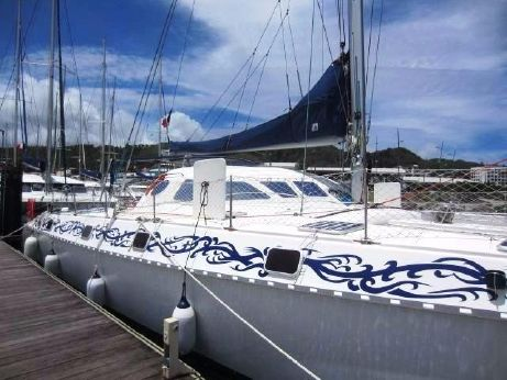2009 Outremer 55 STANDARD
