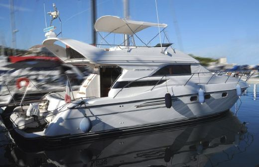 2000 Marine Projects PRINCESS 460 FLYBRIDGE