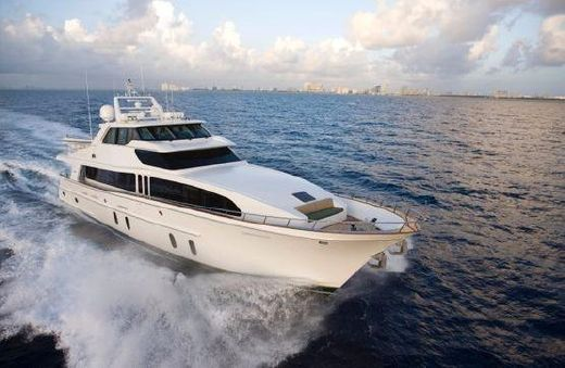 2015 New Build - Cheoy Lee Global 100 Motor Yacht