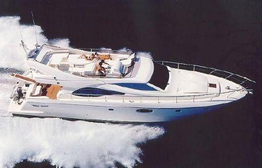 2003 Ferretti 590 S/1306.8
