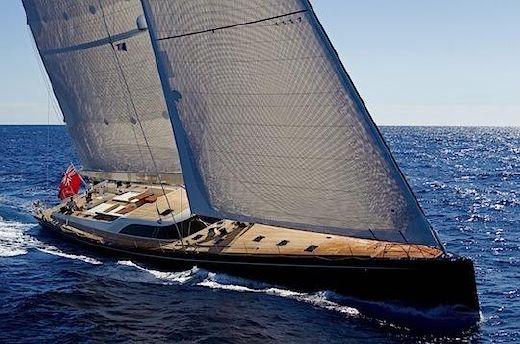 2009 Baltic Yacht 112