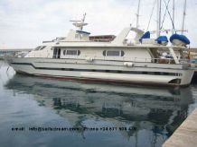 1976 Custom Motoryacht Custom Yacht
