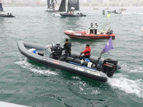 2008 Gemini Rib 8.5M