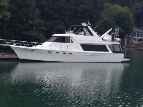 1994 Bayliner Pilothouse With Cummins