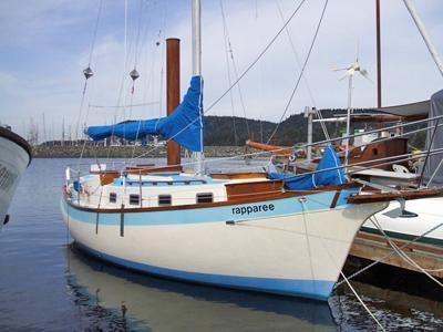 1976 Phillbrooks Shipyard Fortune 30