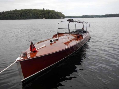 1928 Gilbert Long Deck Motorlaunch