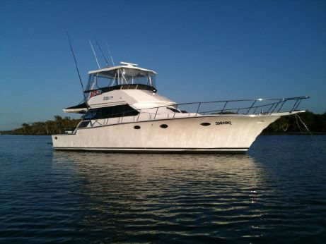 1991 Horizon 48 Flybridge