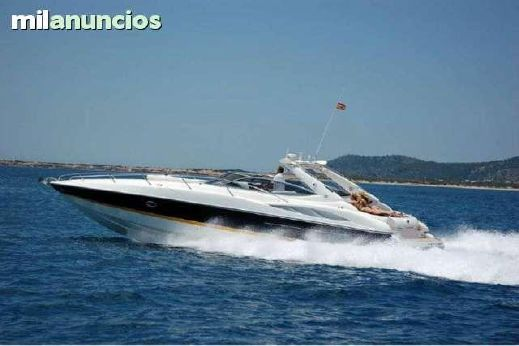 2002 Sunseeker Superhawk 48