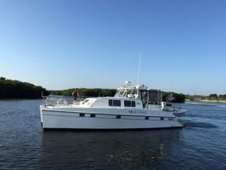 2004 Endeavour Catamaran TrawlerCat 44