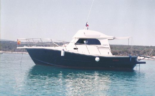 2003 Nautica Po Calafuria 30