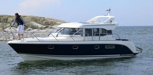 2011 Aquador 32 C