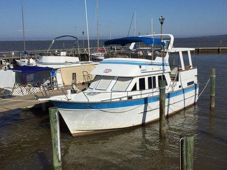 1988 Marine Trader Trawler