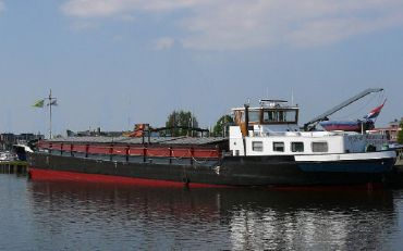 1963 Sneker Kempenaar Dutch Barge