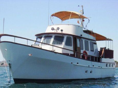 1995 Monvoran Seacraft Trawler