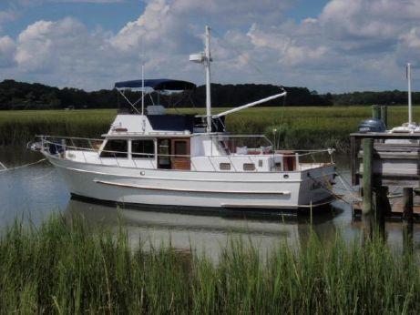 1980 Defever 41 Trawler