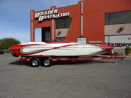 2004 Eliminator 260 Eagle XP Open Cuddy