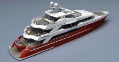 2014 Cmb Yachts Custom 46 meter