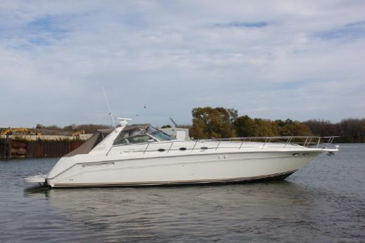 2000 2000 Sea Ray Express 500
