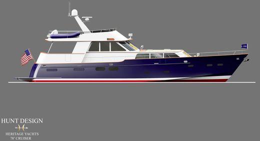 2018 Newport 78 Cruiser - Heritage Yachts