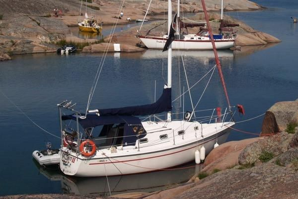 1984 Sirius 28 Sail Boat For Sale Www Yachtworld Com
