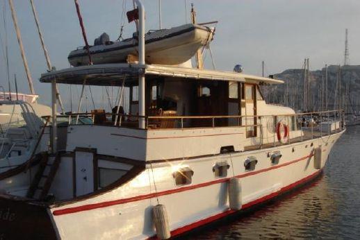 1937 Wheeler 65 Trawler