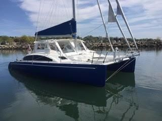 2011 Maine Cat Custom MC 33