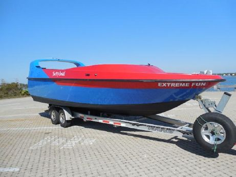2014 Smoky Mountain Jet Boat 30