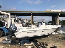 2008 Sea Hunt Triton 186