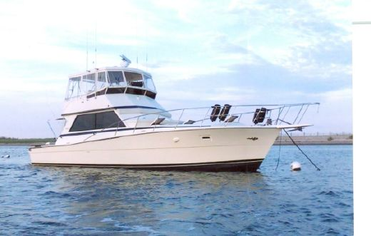 1984 Viking Yachts Sport Fisherman