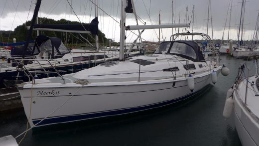 2009 Hunter Legend 33 Bilge Keel