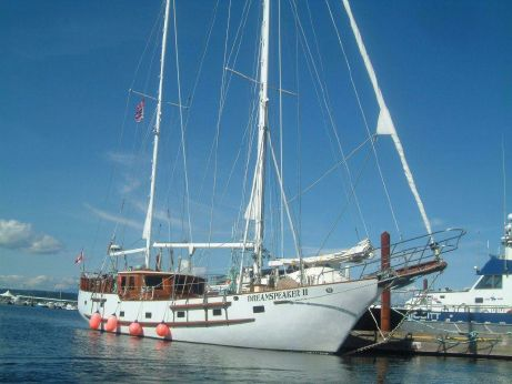 1980 Ketch Pilothouse