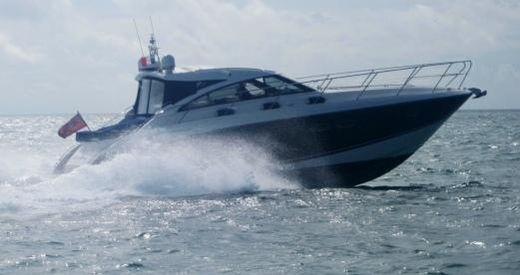 2008 Princess V45