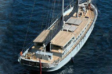 2003 Custom Sail