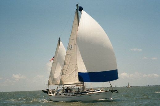 1982 Morgan 462 Ketch