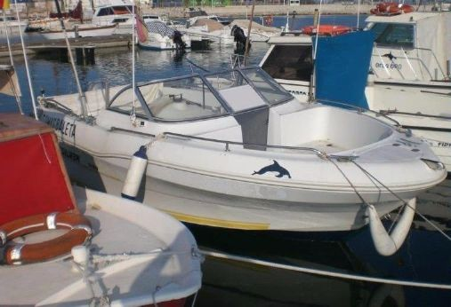 1999 Quicksilver QS 580 Open
