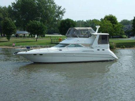 1996 Sea Ray 420 Motor Yacht