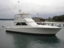 1996 Viking 50 Convertible