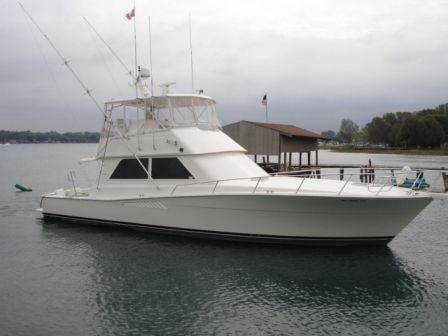 1996 Viking 50 Convertible
