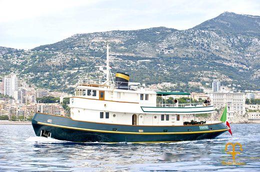 1962 Solimano Tug Boat