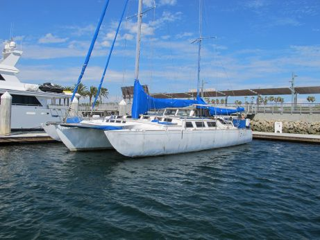 1997 Cross 55ft Norman Cross Trimaran