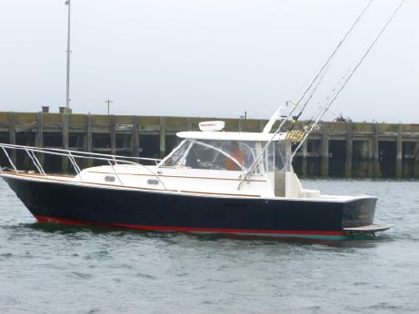 2000 Hunt Yachts Surfhunter 33