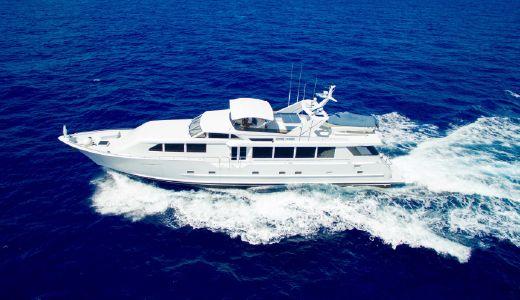 2000 Broward RPH Motor Yacht
