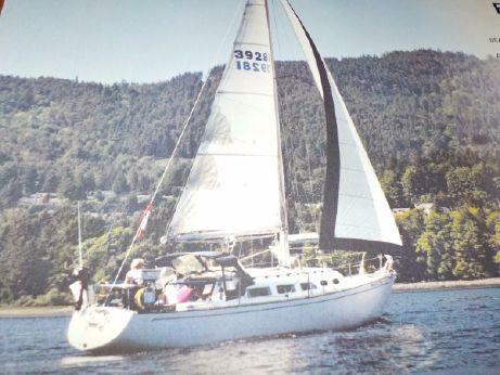 1976 Ranger sloop 33