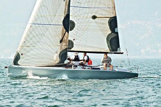 2008 Gieffe Yachts KEELER 28  ONE DESIGN