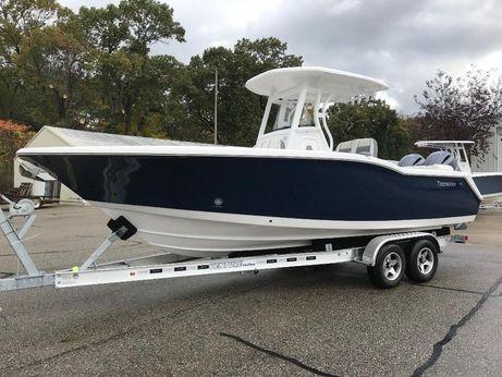 2018 Tidewater 252 LXF