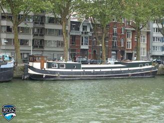 1913 Houseboat Klipperaak