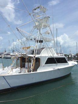 1976 Key West #1 Hull Sport Fish