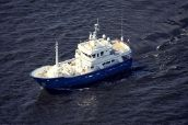 photo of 78' Aluship Vripack Trawler Explorer Vessel 79