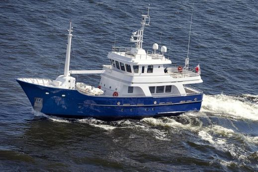 2014 Aluship Vripack Trawler Explorer Vessel 79
