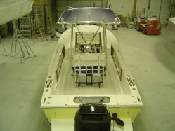 photo of  Mako 21B Center Console